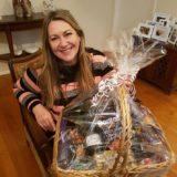 Clair Orr Gift Basket Presentation