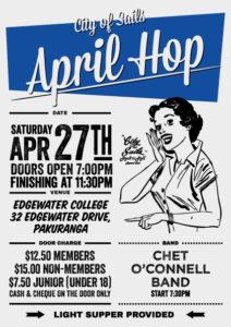 City of Sails April Hop 2019