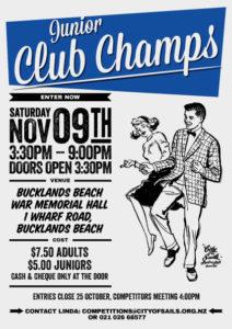 Junior Club Champs 2019